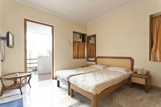 Room categories at Hotel Accord, Mumbai, India